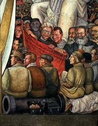 Diego Rivera Rockefeller Mural by Diego Rivera Mexican Painter Britannica Com