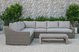 Outdoor Deep Seating Sectional Sofa by Darby Home Co Naperville Outdoor 5 Piece Deep Seating Group With
