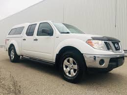 Used 2010 Nissan Frontier SE Crew Cap 4WD For Sale In Mississauga ...