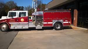 Angier & Black River Fire Department | Apparatus
