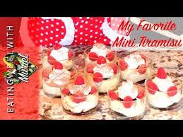 My Favorite Mini Tiramisu