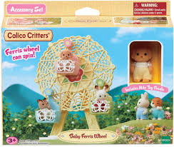 Calico Critters Baby Ferris Wheel | Magic Beans Calico Critters Tea And Treats Set Walmartcom Baby Kitty Boat And Mini Carry Case Youtube 2 Different Play Sets Together Highchair Cradle With Houses Opening Lots More Stuff Sylvian Families Unboxing Review Playpen High Childrens Bedroom Room Nursery Minds Alive Toys Crafts Books Critter The Is A Fashion Showcase Magic Beans Luxury Townhome Cc1804 Splashy Otter Family Castle Epoch Toysrus