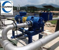 Dresser Roots Blowers Compressors by Ring Blower Roots Blower Therec Corporation Ltd Thailand