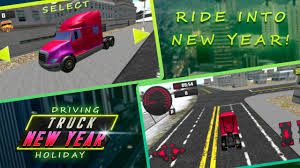 Amazon.com: Driving Truck Holiday New Year: Appstore For Android