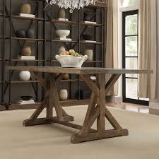 Trestle Base Dining Table Hover To Zoom