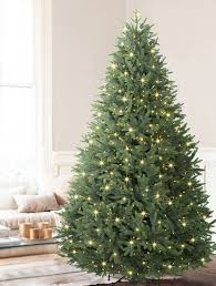Centennial Fir Artificial Christmas Tree Balsam Hill Attractive Throughout Fraser Trees Remodel 17