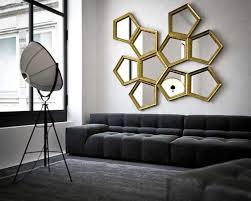 living room decor ideas 50 extravagant wall mirrors