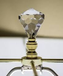 Square Crystal Lamp Finials by Finials And Charms Stunning Toppers For Your Lamp U2013 Lampsusa