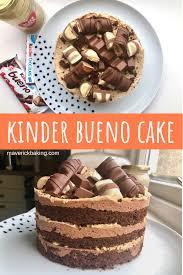 kinder bueno cake kinder bueno kuchen bueno kuchen kuchen