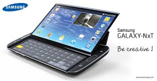 Samsung Galaxy NxT Phablet Features a Sliding Keyboard Looks