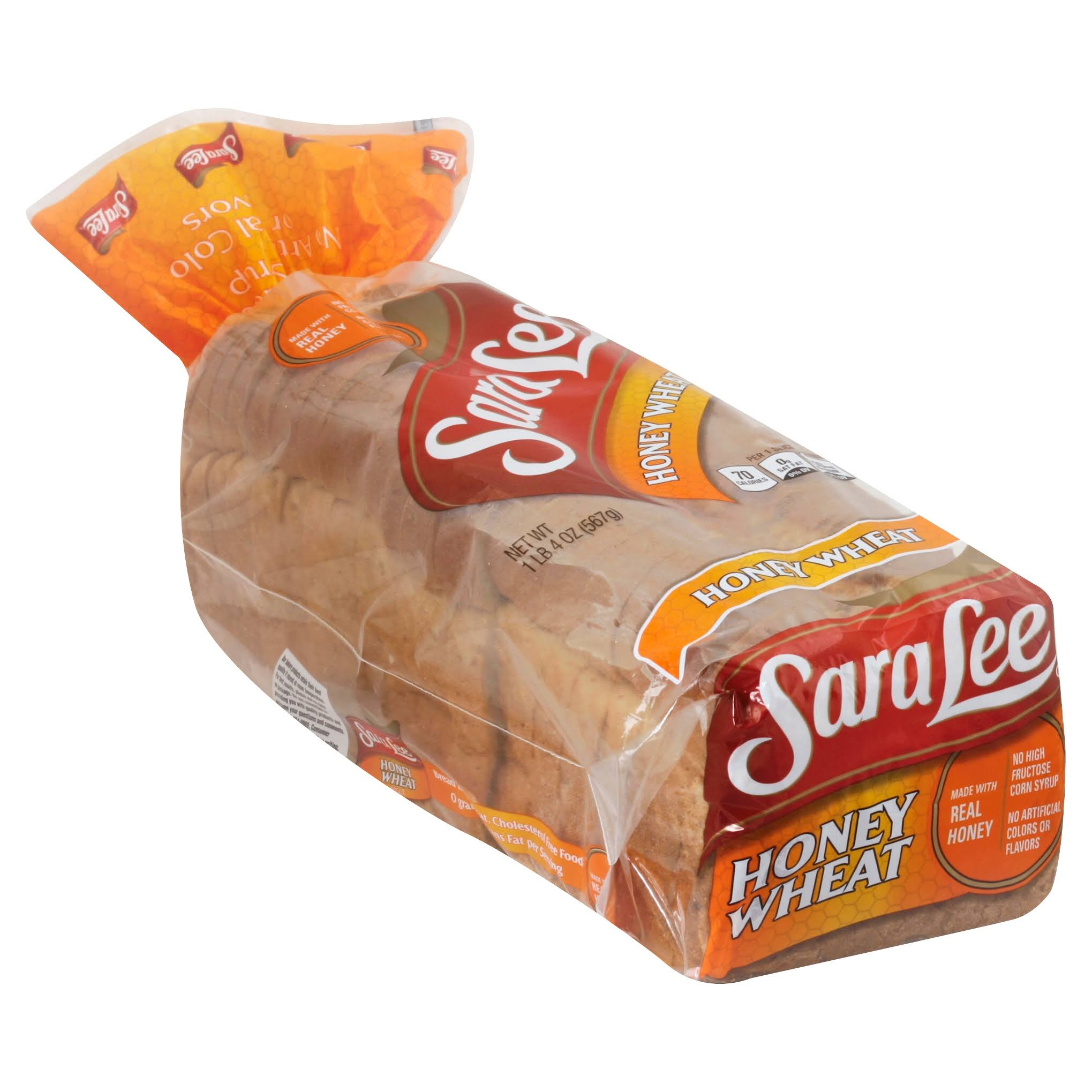 Sara Lee Honey Wheat Bread - 20oz