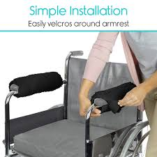 Vive Wheelchair Armrest Cover (Pair) - Memory Foam Sheepskin Pad For Office  & Transport Chair - Soft Support Cushion Accessories For Padded Arm Rest,  ... Wheelchair Tilt Orion Ii Alber Efix Power Cversion Manual Wheelchairs Dietz Rehab Buy Wheelchairs Uk Cheap Mobility Pro Rider Pin On Accessibility Dly36024 Steel Powered Wheelchair With 286 Lb Pw800ax Foldable Front Wheel Drive Merits Health Products Disabled How To Choose The Right Karman Recling High Back Rest Elevating Leg With Commode