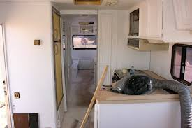 Almost Finished Painting The Inside Of My Rv