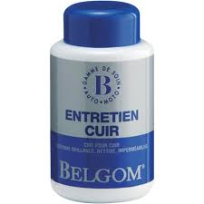 nettoyage siege cuir cire entretien cuir belgom 250 ml norauto fr