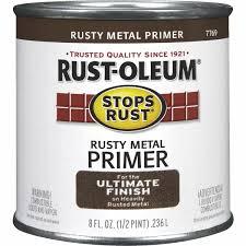 Rust Oleum Decorative Concrete Coating Applicator by Rust Oleum Stops Rust Rusty Metal Primer 7769 730 Do It Best
