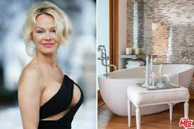 100 Pam Anderson House S Malibu Pad Has A Bathtub In The Bedroom Page Six