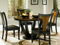 Stylize Your Dining Or Kitchen Area With This Striking Contemporary Five Piece Boyer Two Tone