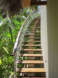 100 W Retreat And Spa Maldives Maldives And Staircase Leading