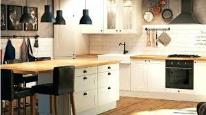 cuisine ikea blanche et bois cuisine ikea blanche et bois table cuisine blanche table de cuisine