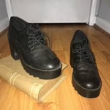 Platform Sneakers Grunge Tumblr Vintage