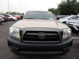 100 Used Toyota Pickup Truck 2008 Tacoma 2WD Access I4 MT At Central Florida