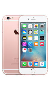 Apple iPhone 6s Rose Gold 16GB Apple Phones