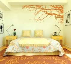 Bedroom Wall Painting Red Ideas
