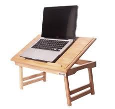table ordinateur portable canapé table de lit pliable pour pc portable notebook comfortable table