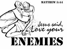 Matthew 5 44 Bible Clip Art AEUR Clipart Free Download