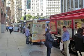 100 New York On Rye Food Truck The Fantastic Carts Of Wall Streets Hanover Square Eater NY