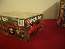 Knight Rider 2000 AMT ERTL Model Kit David Hasselhoff Viper 1991 | EBay