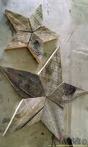 patchwork rustic stars christmas decor free pattern and patchwork