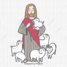 La Historia De La Biblia Dios Jesucristo Y Rebaño La