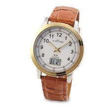 funk armbanduhr bicolor