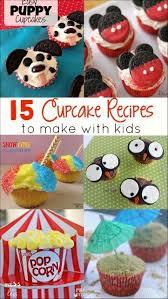 Cupcake Recipes To Make With Kids