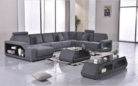 sofas für wohnzimmer ecksofa u shap schnitt mit stoff sofa set
