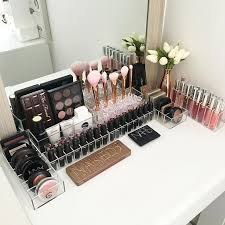 great ideas for makeup organization from cheap diy projects for
