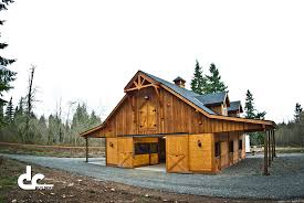 Shed Row Barns Plans by Washington Barn Builders Dc Builders