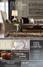 World Market Khaki Luxe Sofa by Mitchell Gold Design Indulgence