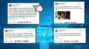 Nasdaq Directors Desk Secure Viewer by Bitcoin And Cryptocurrency On Twitter The Most Important People