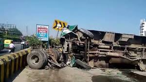 Truck Accident In Hapur Rd, Ghaziabad, Uttar Pradesh - YouTube Gurnee Il Semi Truck Accident Original Video Youtube Two Injured As Truck Drives Off Cape Bridge Russian Highway Now Yellow After Roadpating The Accident Lawyer Phoenix Az Lorona Mead At Least Four Dead 11 Wounded In Sahianwala Interchange Today File Seattle Times Dream Build Nashville Trucking Attorney Bartow Fl Lakeland Moody Law Hror Crash On N1 South Of Bloemfontein Kills 10 With 4 Critically Dayton Attorneys Comunale Office