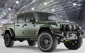 Pin By CarsComingOut.com On Worth Waiting Cars In The Future ... Jeep Truck 2018 With Wrangler Pickup Price Specs Lovely 2017 Jeep Enthusiast 2019 News Photos Release Date What Amazing Wallpapers To Feature Convertible Soft Top And Diesel Hybrid Unlimited Redesign And Car In The New Interior Review Towing Capacity Engine Starwood Motors Bandit Is A 700hp Monster Ledge