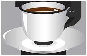 Starbucks Logo Cup Drawing Elegant 28 Collection Of And Saucer Clipart Black White