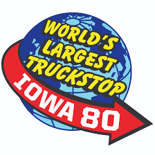 100 Iowa 80 Truck Wash Services Amenities Stop