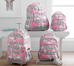 Mackenzie Glitter Ballerina Backpacks