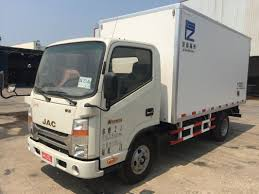 100 Freezer Truck JAC 42 6ton Refrigeration Truck Small Freezer Truck With Fiberglass