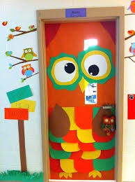Easter Door Decorations Classroom Decorating Ideas For Preschool