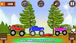 100 Racing Truck Games Monster Super 2D Race For Android APK Download