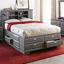 Bed Frames Sears by Cypres U0027 Queen Storage Bed Sears Sears Canada October 2014