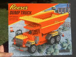 Find More Reese's Lego Type Dump Truck - Nib For Sale At Up To 90% Off Amazoncom Lego Juniors Garbage Truck 10680 Toys Games Wilko Blox Dump Medium Set Toy Story Soldiers Jeep Itructions 30071 Rees Building 271 Pieces Used Good Shape 1800868533 For City 60118 Youtube Ming Semi Lego M_longers Creations Man Tgs 8x4 With Trailer Truck At Brickitructionscom Police Best Resource 6447